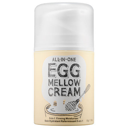 Egg White-Based Creams