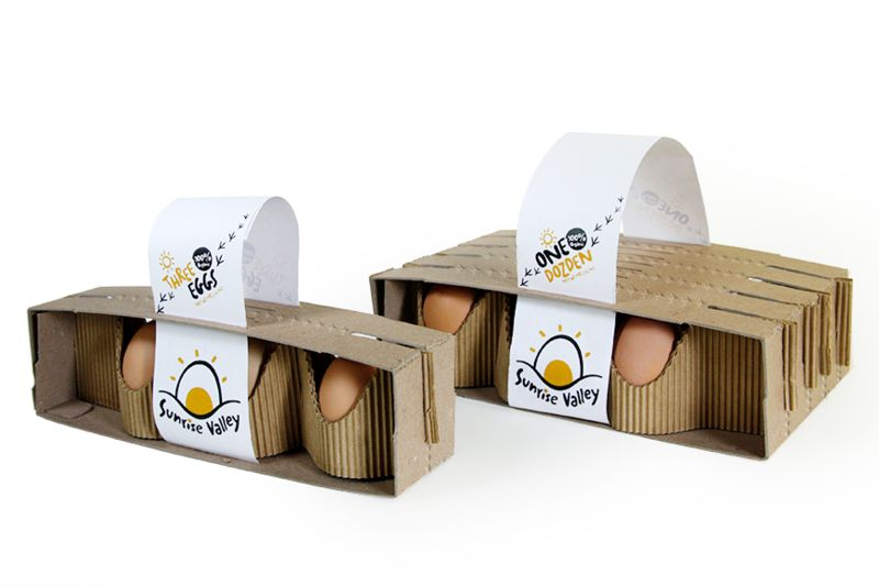 Modular Egg Packaging