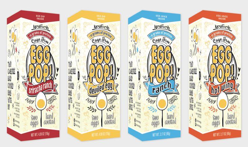 Savory Egg Pops