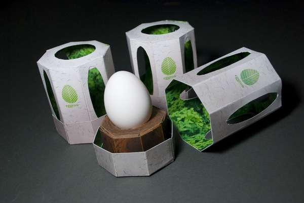 Nested Seedling Packaging
