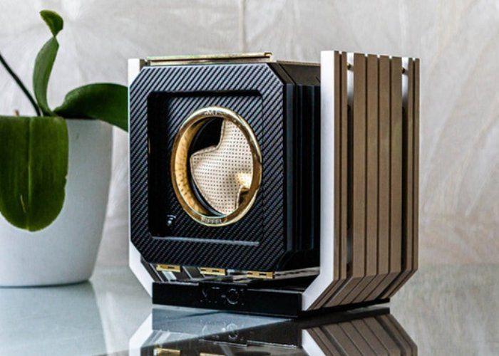 Demure Timepiece Maintenance Cases