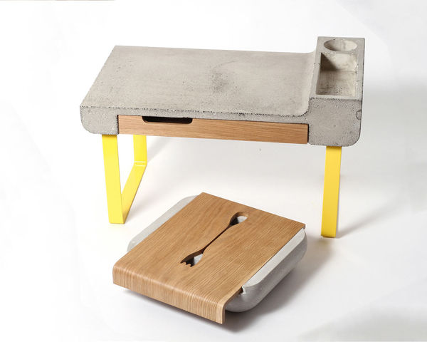 Contemporary Concrete Furniture