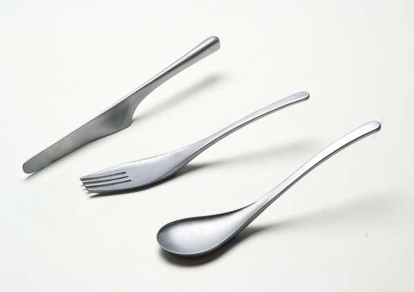 Gravity-Defying Forks