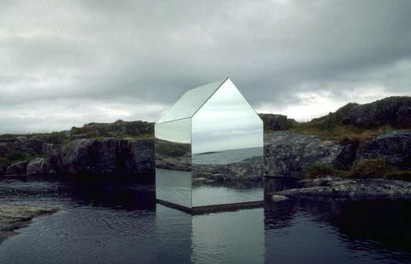 Mirrored House Installations