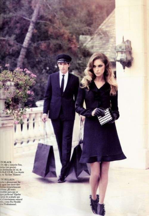 Beguiling Bodyguard Editorials