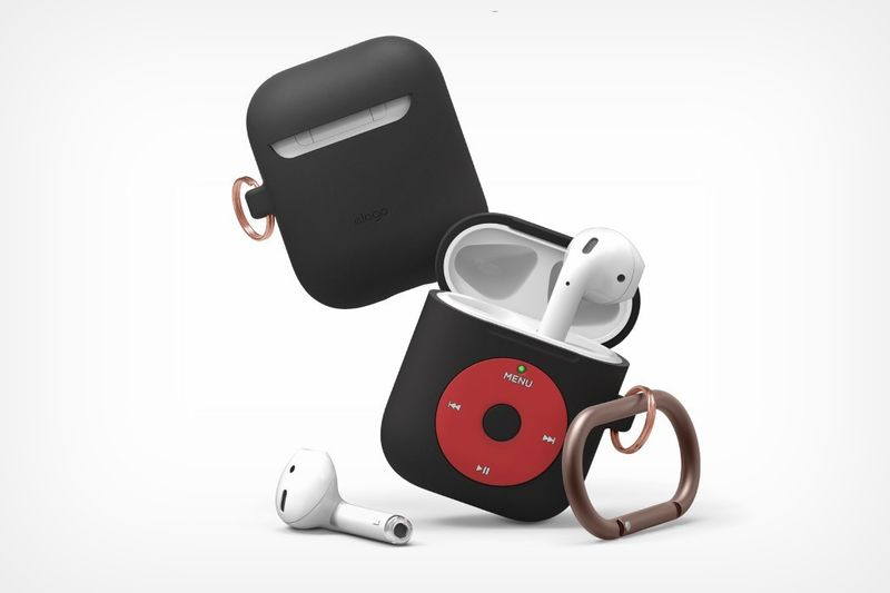 MP3 Player-Inspired Headphone Cases