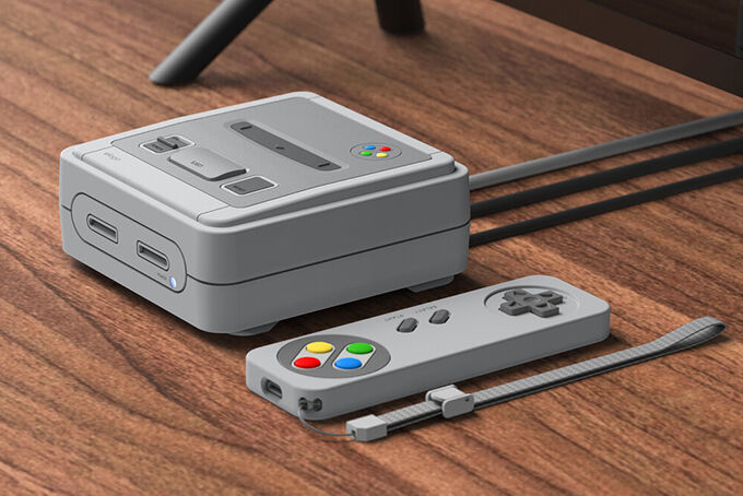Gaming-Themed Streaming Box Cases