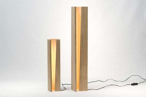 Hollow Wooden Lighting