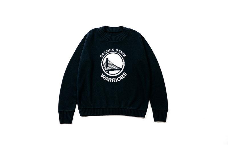 NBA-Themed Cashmere Knits
