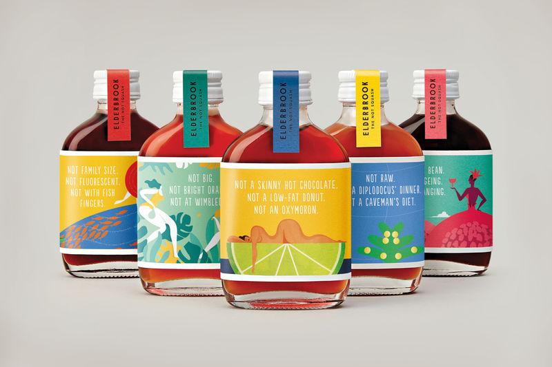 Subversive Beverage Branding