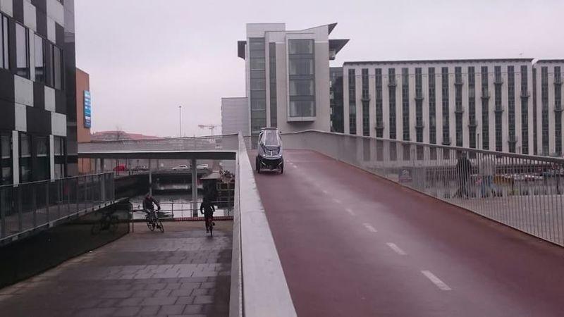 Fabric-Bodied Cargo Bikes