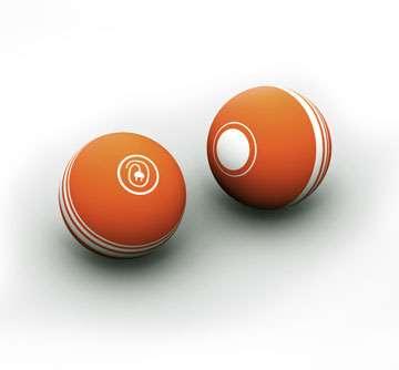 Electric Energy Balls