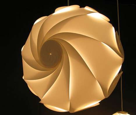 Wind-Wheel Lighting