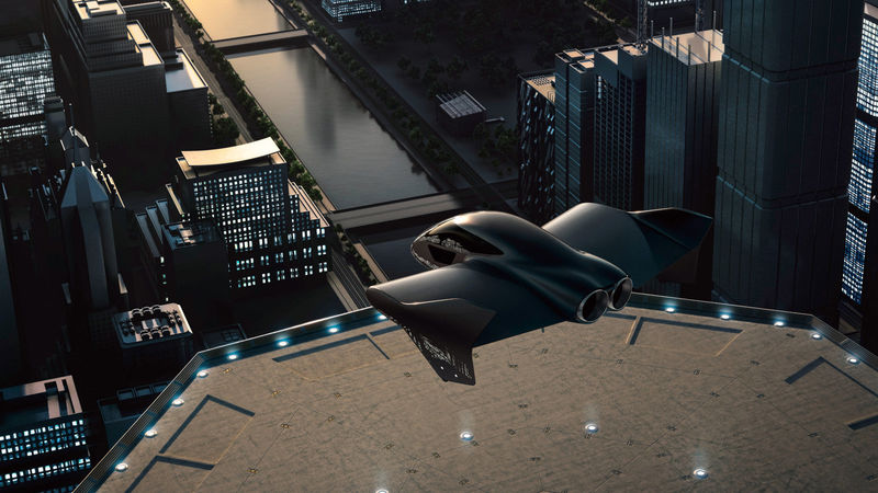 Electric Air Mobility Vehicles