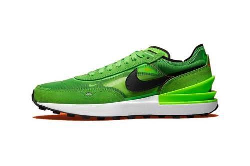 Spring-Ready Vibrant Footwear Hues