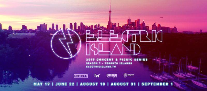 Long Weekend Island Festivals