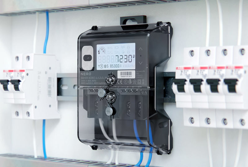 Surge-Protecting Electric Meters