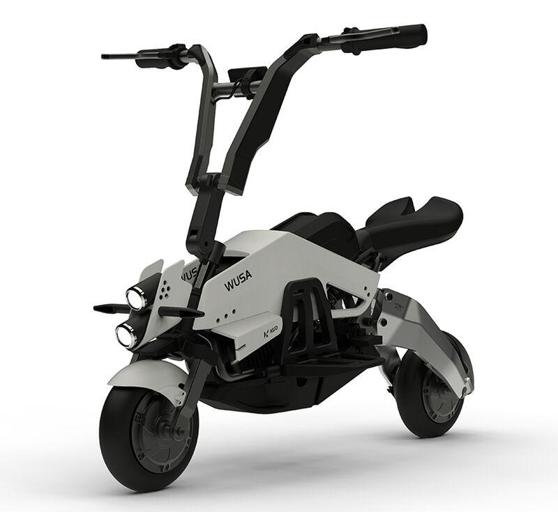 Adaptable Senior Mobility Aids