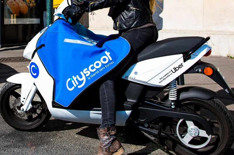 Electric Moped Rentals
