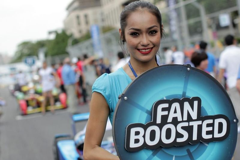 Fan-Powered Racing Events