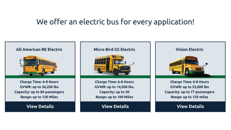 Electric School Transportation