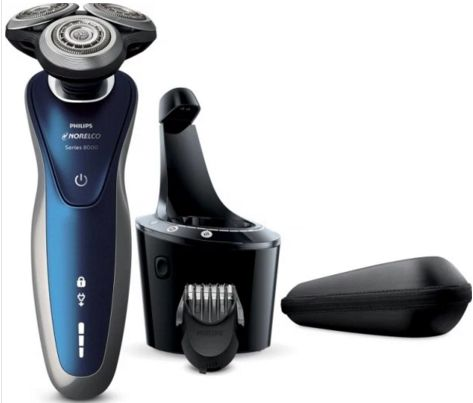 Dry Use Electric Shavers