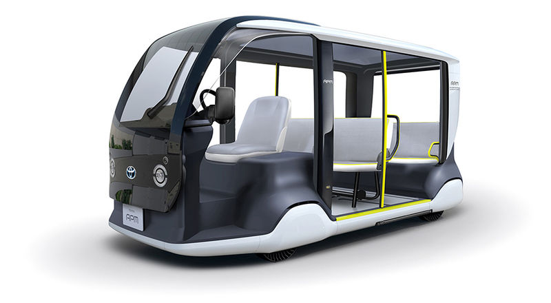 Electric Mass Transportation Vehicles