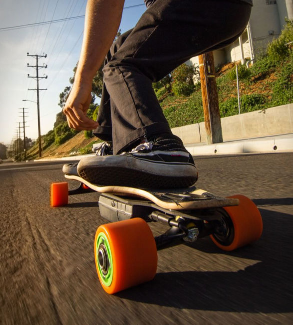 DIY Electric Skateboard Kits