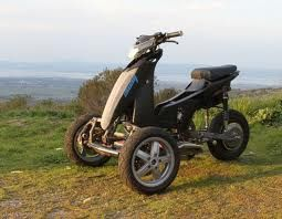 Electric Three-Wheelers