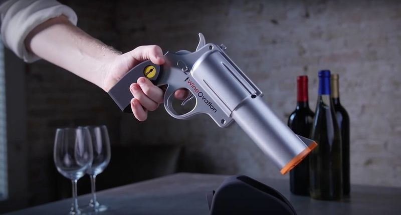 Firearm Bottle Openers
