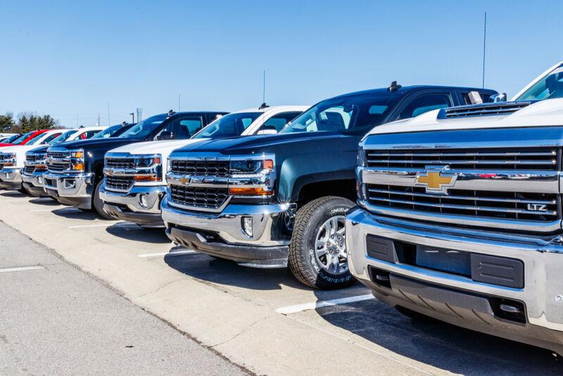 Eco-Conscious Pickup Trucks