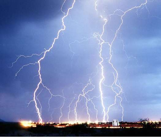 Harnessing Lightning Power