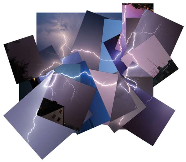Electrifying Photo Collages