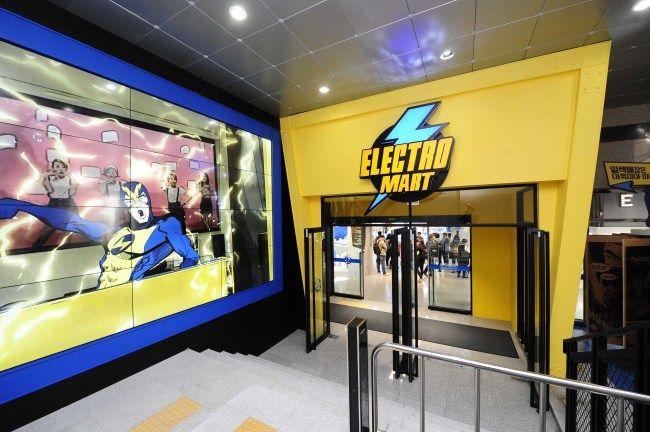 Breakaway Electronic Stores