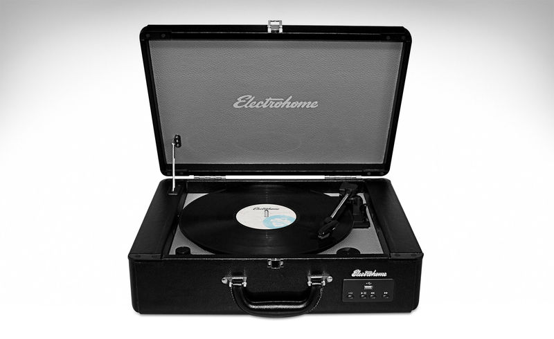 Suitcase Turntables