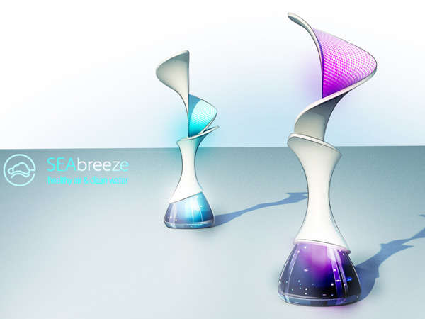 Graceful Air Purifiers