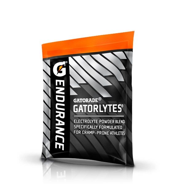 Cramp-Preventing Electrolyte Packs