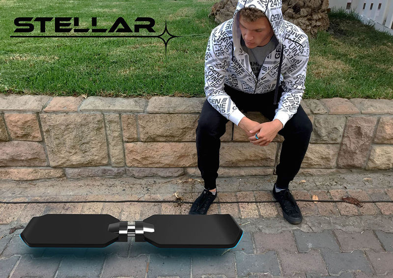 Customizable Hovering Skateboards
