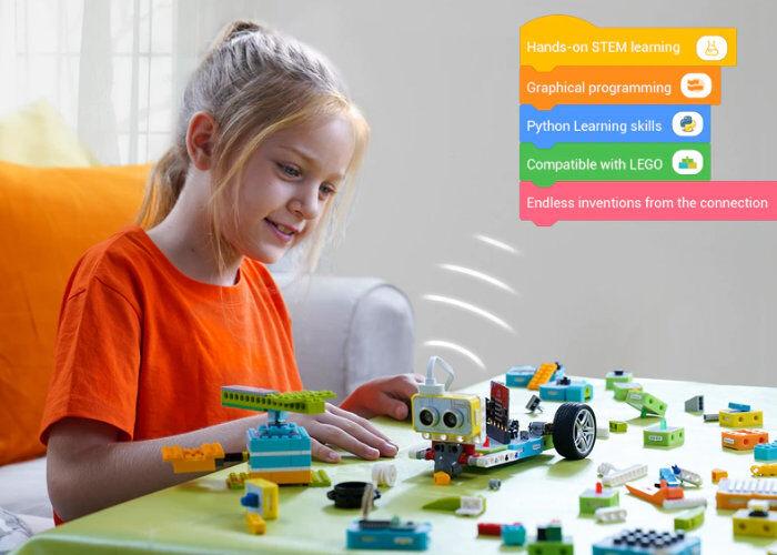 Hands-On Programmable STEM Toys