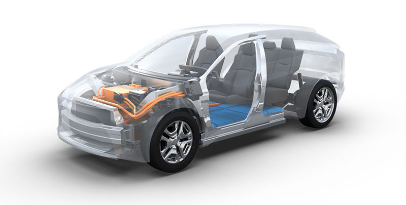 Collaborative Electronic Vehicles