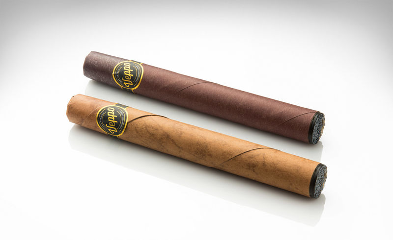 Digital Smoking Cigars