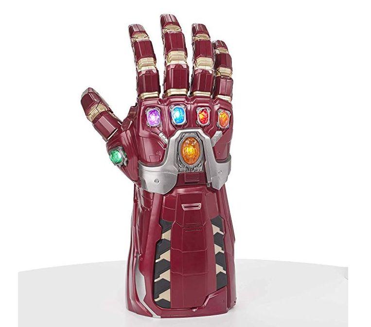 Superhero-Themed Glove Toys
