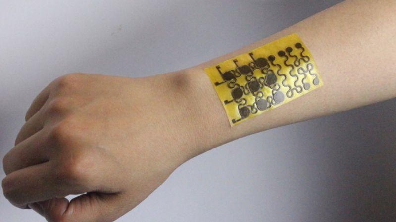 Ultra-Sensitive Electronic Skins