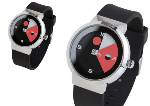 Pie Chart Timepieces