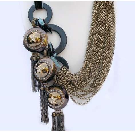 Chunky Elegance in Jewelry
