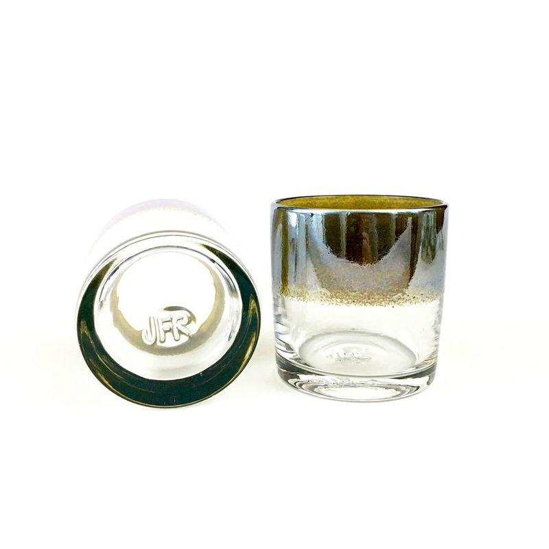 Artistically Elegant Cocktail Glasses