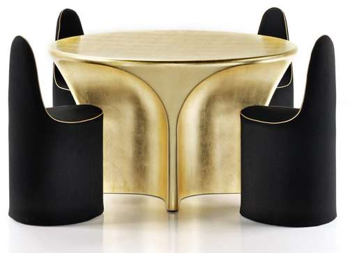 Splendidly Sculpted Furnishings