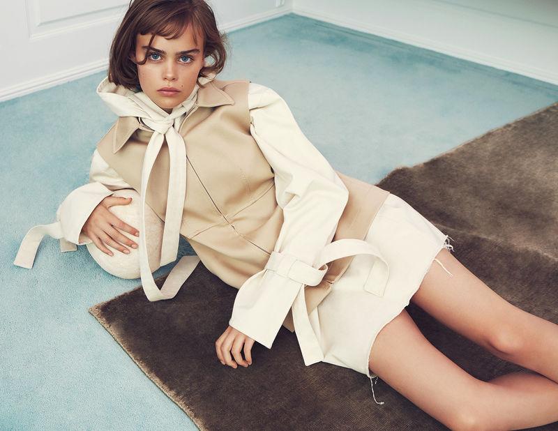 Elegant Fashion Editorial Photography