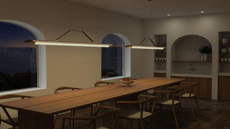 Sculpturally Elegant Lighting Designs