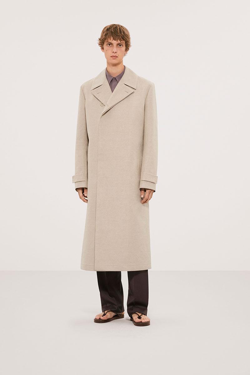 Ultra-Contemporary Elegant Menswear